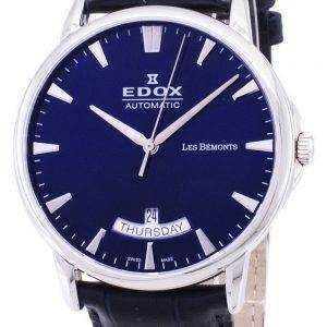 Edox Les Bemonts 830153BUIN 83015 3 BUIN Automaattinen Miesten Watch