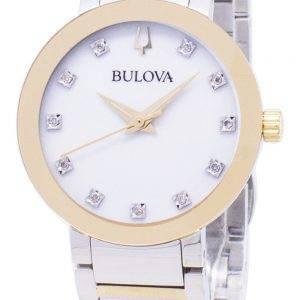 Bulova Modern 98 P 180 Diamond aksentti kvartsi naisten Watch