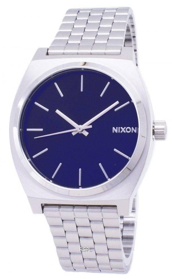 Nixon aikaan Teller A045-1258-00 analoginen kvartsi Miesten Watch