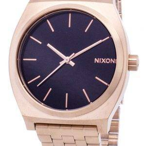 Nixon aikaan Teller Quartz A045-2598-00 Miesten Watch