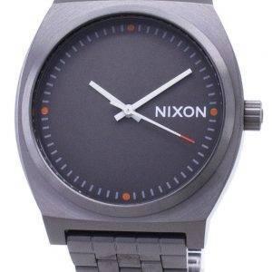 Nixon aikaan Teller A045-2947-00 analoginen kvartsi Miesten Watch