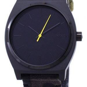Nixon aikaan Teller A045-3054-00 analoginen kvartsi Miesten Watch