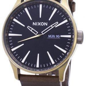 Nixon Sentry A105-3053-00 analoginen kvartsi Miesten Watch