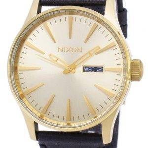 Nixon Sentry kvartsi A105-510-00 Miesten Watch