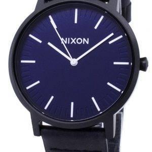 Nixon Porter A1058-2668-00 analoginen kvartsi Miesten Watch