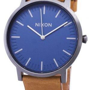 Nixon Porter A1058-2854-00 analoginen kvartsi Miesten Watch