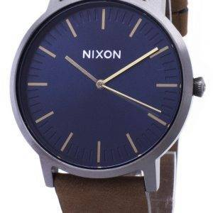 Nixon Porter A1058-2984-00 analoginen kvartsi Miesten Watch