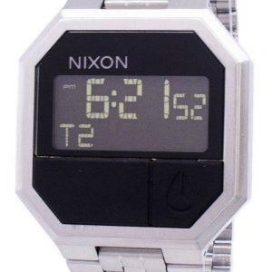 Nixon uusinnassa kaksoisaika hälytys Digital A158-000-00 Miesten Watch