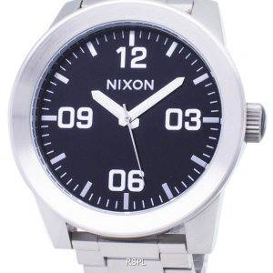Nixon korpraali SS A346-000-00 analoginen kvartsi Miesten Watch