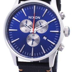 Nixon Sentry A405-1258-00 Chronograph kvartsi miesten katsella