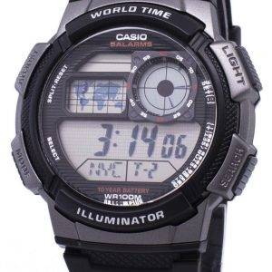 Casio nuorten sarja digitaalisessa maailmassa aika AE 1000W 1BVDF AE 1000W 1BV Miesten kello