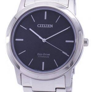 Citizen Eco-Drive Titanium AW2020 - 82L Miesten Watch