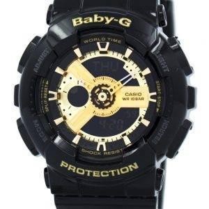 Casio Baby-G aika analoginen digitaalinen BA-110-1A naisten kello