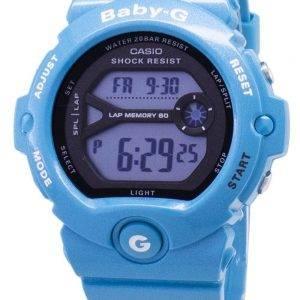 Casio Baby-G BG-6903-2D BG6903-2D iskunkest�v� digitaalinen 200M naisten Watch