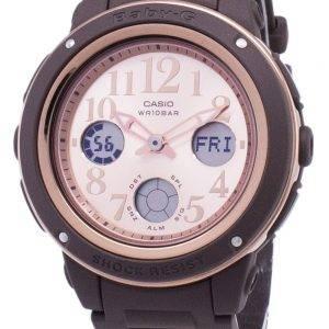 Casio Baby-G BGA-150PG-5B1 iskunkestävä valaistus naisten Watch