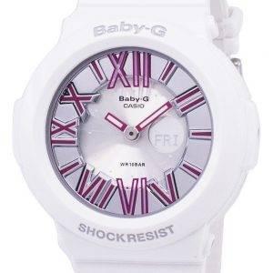Casio Baby-G Neon valaisin BGA-160-7B2DR naisten kello