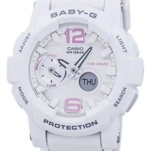 Casio Baby-G iskunkestävä Tide kaavio analoginen digitaalinen BGA-180BE-7B naisten Watch