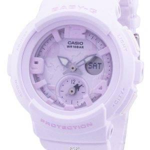 Casio Baby-G World Time analoginen digitaalinen BGA-190BC-4B BGA190BC4B naisten Watch