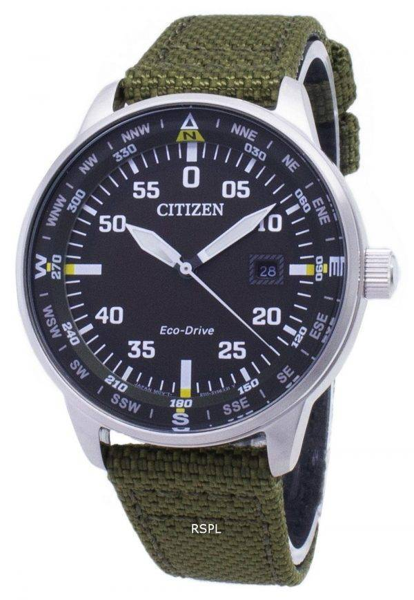 Citizen Eco-Drive BM7390-22 X analoginen Miesten Watch