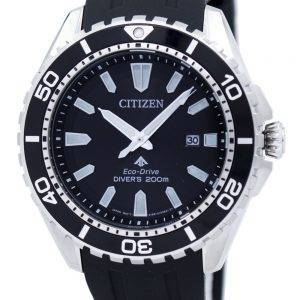Kansalaisten Promaster Eco-aseman Diver 200M BN0190 15E Miesten Watch