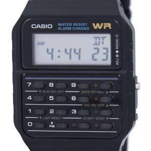 Casio Classic Quartz Laskin CA 53W 1ZDR CA53W-1 Miesten kello