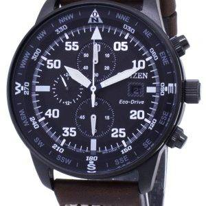 Citizen Eco-Drive CA0695-17E Chronograph analoginen miesten katsella