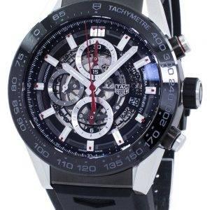 Tag Heuer Carrera Chronograph nopeusmittarin automaattinen CAR2A1Z. FT6044 Miesten Watch