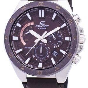 Casio rakennelma Chronograph kvartsi EFR-563BL-5AV EFR563BL 5AV Miesten Watch