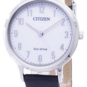 Citizen Eco-Drive EM0571-16A analoginen naisten Watch