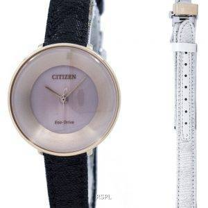 Citizen L Ambiluna Eco-Drive EM0608-42 X Naisten Watch
