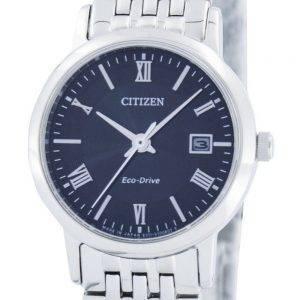 Citizen Eco-Drive Japaniin teki EW1580 50E naisten Watch