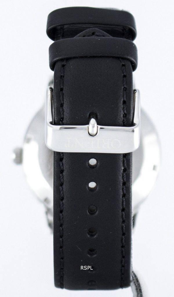 Orient 2 sukupolven Bambino versio 3 automaattisella tehon varata FAC0000DD0 Miesten Watch