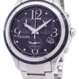Citizen Eco-Drive FB1377-51E Chronograph analoginen naisten Watch
