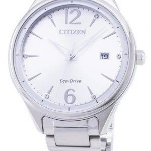 Citizen Chandler Eco-Drive FE6100-59A analoginen naisten Watch