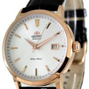 Orient automaattinen hopea soittaa FER27003W Miesten kello