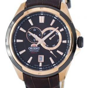 Orient urheilullinen automaattisella tehon Reserve FET0V001T0 Miesten Watch