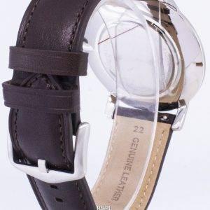 Fossiilisten FS5464 kvartsista analoginen Miesten Watch