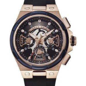 Oinas Gold inspiroi salama kvartsi G 7003 2TRB BKRG Miesten Watch
