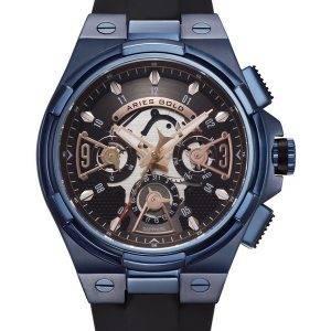 Oinas Gold inspiroi salama kvartsi G 7003 BU-BKRG Miesten Watch