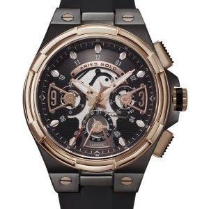 Oinas Gold inspiroi salama kvartsi G 7003 BKRG BKRG Miesten Watch