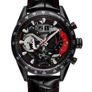 Oinas Gold inspiroi Jolter Quartz G 7008 BK-R Miesten Watch