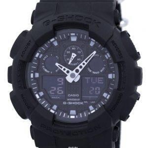 Casio G-Shock analoginen digitaalinen iskunkestävä 200M GA-100BBN-1A Miesten Watch