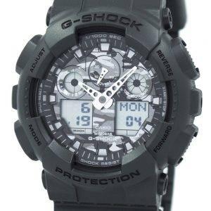 Casio G-Shock naamiointi sarja analoginen digitaalinen GA-100CF-8A Miesten kello
