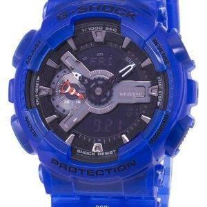 Casio G-Shock iskunkestävä analoginen digitaalinen 200M GA-110CR-2A GA110CR-2A Miesten Watch