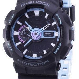 Casio G-Shock iskunkestävä analoginen digitaalinen GA-110PC-1A GA110PC-1A Miesten Watch