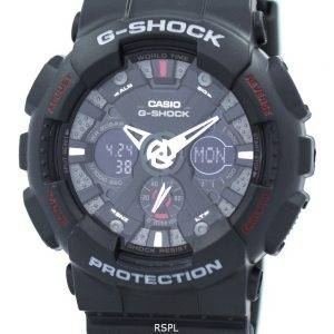 Casio G-Shock GA-120-1A Black analoginen digitaalinen miesten kello