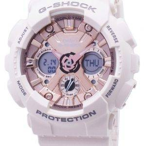 Casio G-Shock GMA-S120MF-4A GMAS120MF-4A valaistus analoginen digitaalinen 200M Miesten Watch