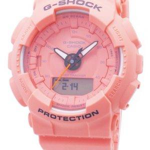 Casio G-Shock GMA-S130VC-4A GMAS130VC-4A vaihe Tracker analoginen digitaalinen 200M Miesten Watch