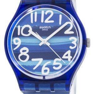 Swatch alkuperäiset Linajola Sveitsin kvartsia GN237 Unisex kello