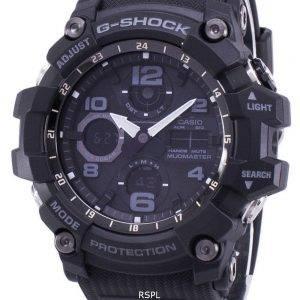Casio G-Shock Mudmaster kova Solar GSG-100-1A GSG100-1A Miesten Watch